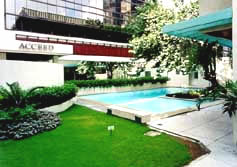 Aim Conference Center Manila Pool